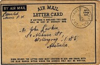 Letter Sep 26th 1945