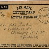 Letter Sep 28th 1945