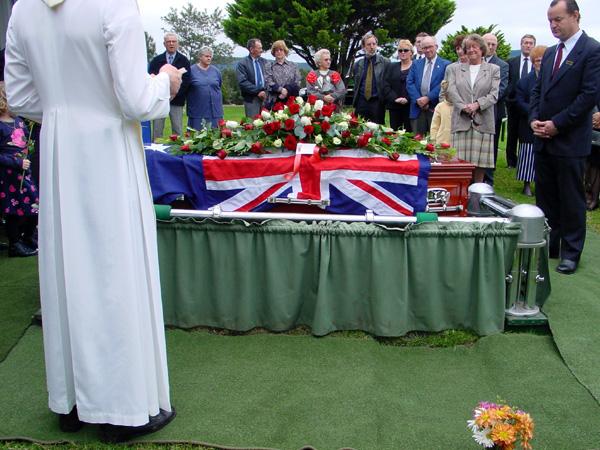 Funeral for Frank Larkin