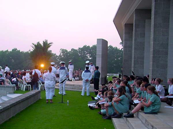 ANZAC Day Singapore 2003