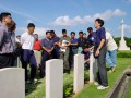 Commonwealth War Grave Kranji Singapore