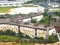 Photograph of Pudu Gaol Kuala Lumpur taken from Berjaya Times Square