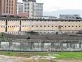 Large panorama of Pudu Gaol Kuala Lumpur