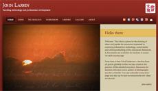 John Larkin's web site
